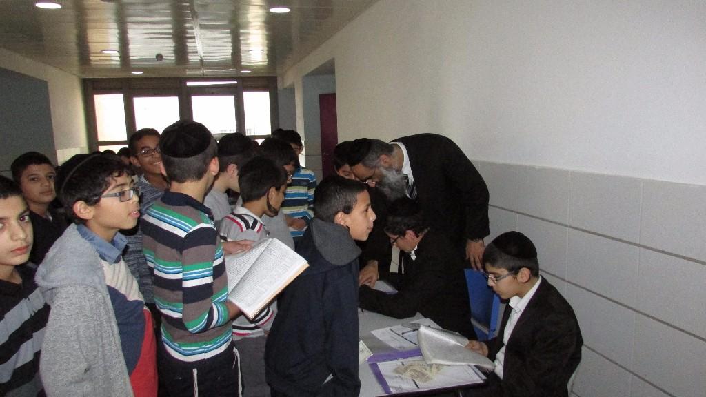 מבצע מבחן משניות בעל פה מאור ישראל 2
