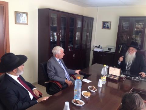 פגישה עם השגריר 5